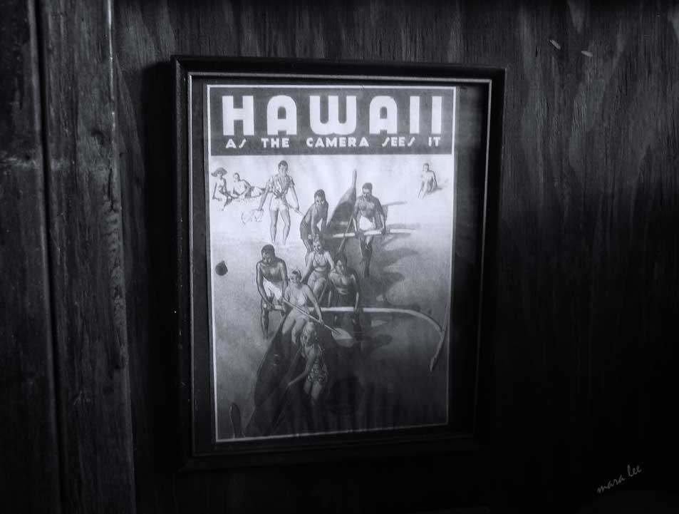 Kauai,Hawaii Poster