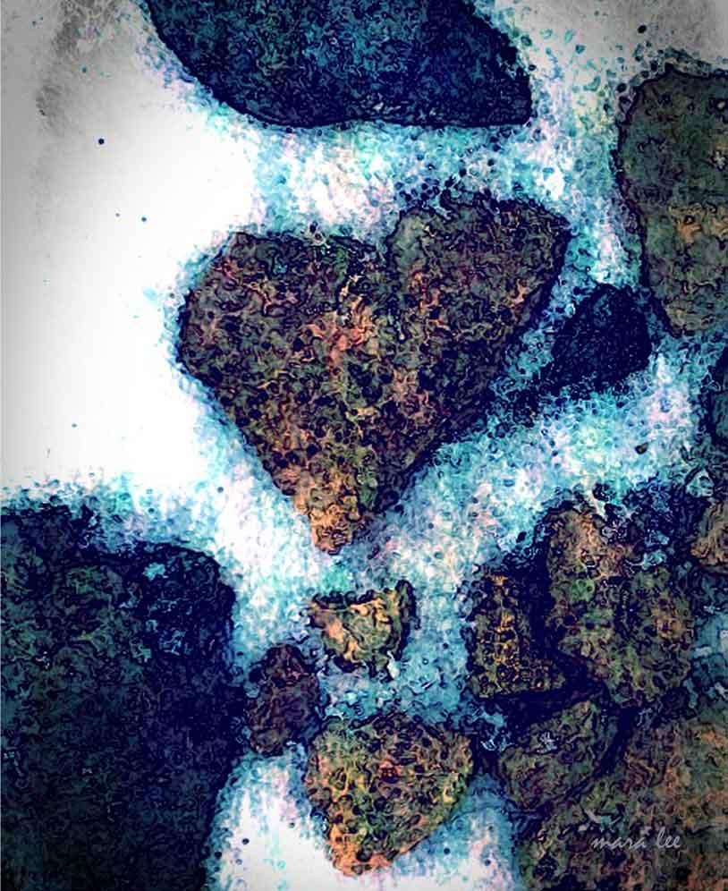 hearts-rocks