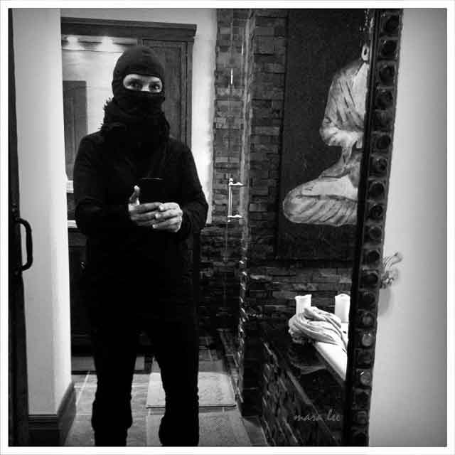 ninja © mara lee